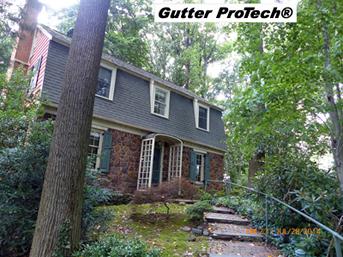 Gutter Protech 174 Self Cleaning Gutters
